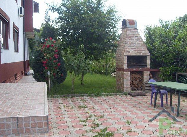 Vanzare vila Aparatorii Patriei, Spiru Haret, S+P+1+M, doua deschideri - imaginea 1