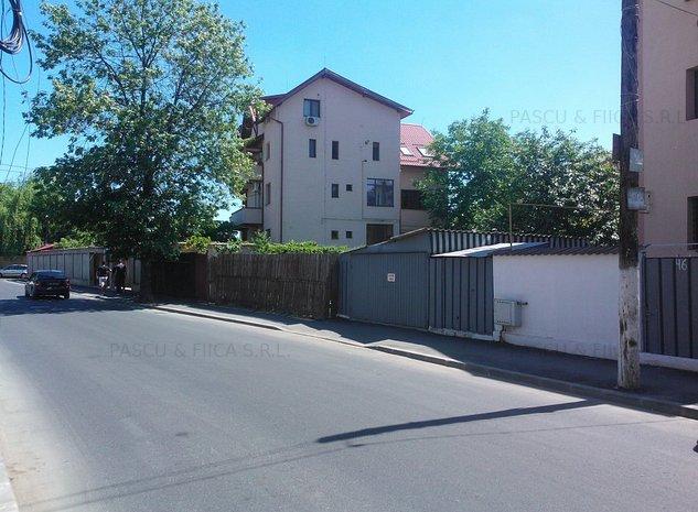 Brancoveanu -Mixandrei, teren 250mp D-10, toate utillitatile, C.U - imaginea 1