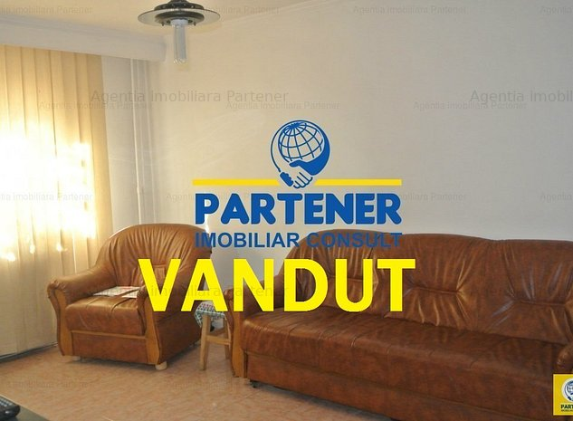 Apartament 4 camere, Tudor Vladimirescu, parter, centrala - imaginea 1