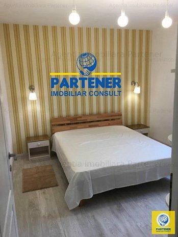 Apartament 2 camere, Calea Bucuresti, etaj 3, mobilat, centrala - imaginea 1