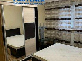 Apartament de închiriat 3 camere, în Piteşti, zona Calea Bucureşti