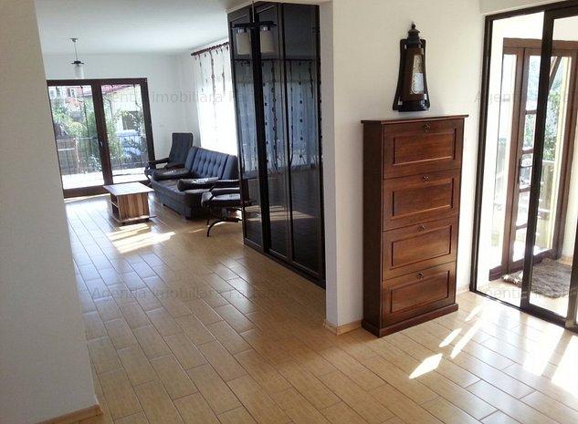 Casa P+E, 4 camere, zona Slava, teren 800mp, mobilata - imaginea 1
