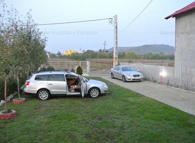 Casa la pret de apartament Stefanesti , teren 580 mp / mobilata ! - imaginea 1