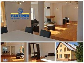 Casa de vânzare sau de închiriat 6 camere, în Piteşti, zona Trivale