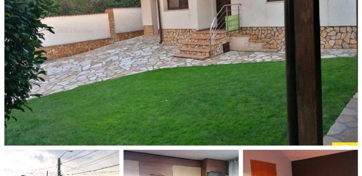 casa / vila Craiovei , mobilata / utilata , finisaje moderne ! - imaginea 1