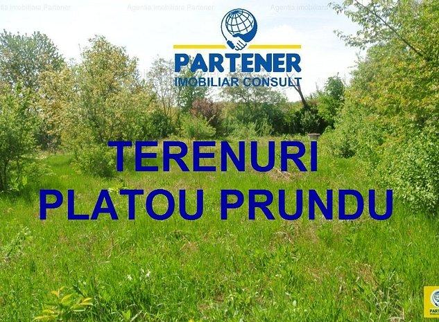 Terenuri Platou Prundu, parcele incepand cu 600mp - imaginea 1
