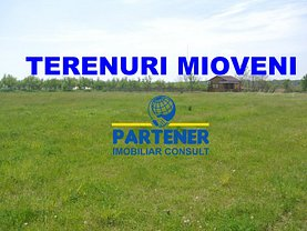 Teren agricol de vânzare, în Mioveni, zona Periferie