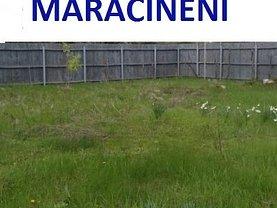 Teren agricol de vânzare, în Mărăcineni