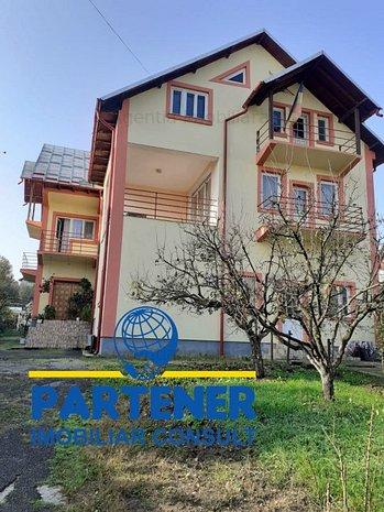 Casa P+1E 9 camere si teren 1600 mp Gavana - imaginea 1