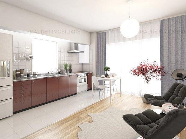 Studio de vânzare în bloc nou, zona Avantgarden 3 - imaginea 2