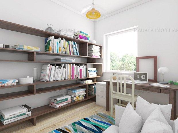 Studio de vânzare în bloc nou, Avantgarden 3 - imaginea 1