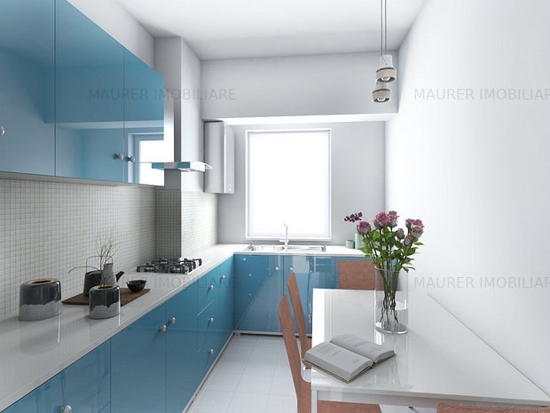 Apartament cu 2 camere de vânzare în bloc nou, zona Avantgarden 3 - imaginea 1