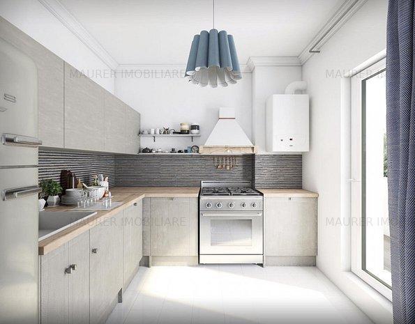 Apartament cu 2 camere în bloc nou, Avantgarden 3 - imaginea 1