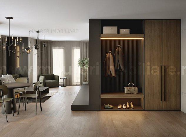 Duplex de vanzare in bloc nou, Avantgarden3 Brasov - imaginea 1