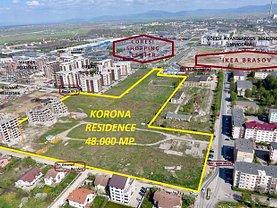 Teren constructii de vânzare, în Braşov, zona 13 Decembrie