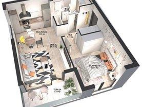 Apartament de vânzare 2 camere, în Targoviste, zona Nord