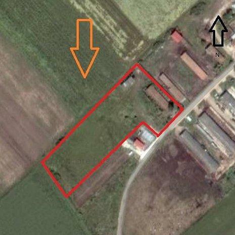 Teren intravilan Arad 11000 mp,accept schimburi,variante - imaginea 1