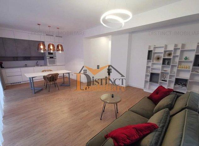 Inchiriere apartament modern, ultracentral, imobil constructie 2020 - imaginea 1