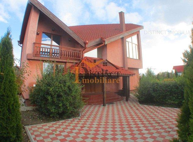 Inchiriere proprietate situata in Stupini, casa nemobilata cu 600 mp teren - imaginea 1