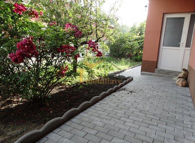Inchiriere casa semimobilata locuinta sau birouri, zona Darste. - imaginea 1