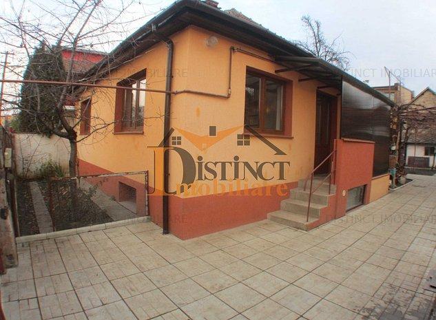 Inchiriere casa 3 camere, zona Codrul Cosminului, exclusiv birouri. - imaginea 1