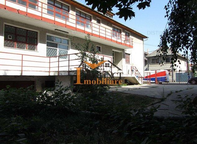 Vanzare imobil de birouri si productie. - imaginea 1