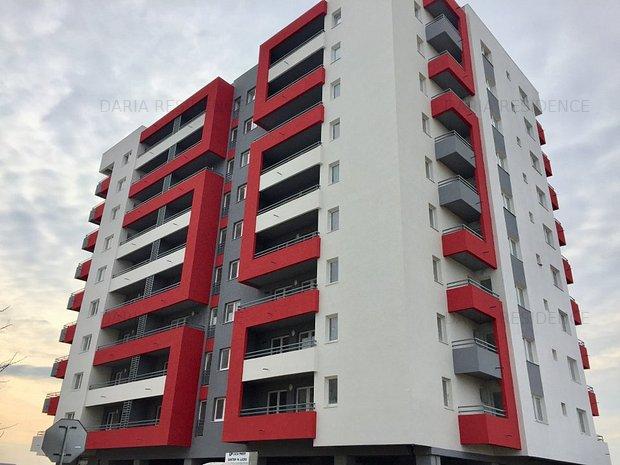 Tomis Plus-Daria Residence, 2 camere cu loc de parcare, acte finalizate - imaginea 1
