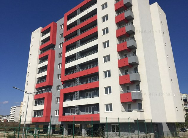 Tomis Plus-Daria Residence, 3 camere cu doua balcoane, acte finalizate - imaginea 1
