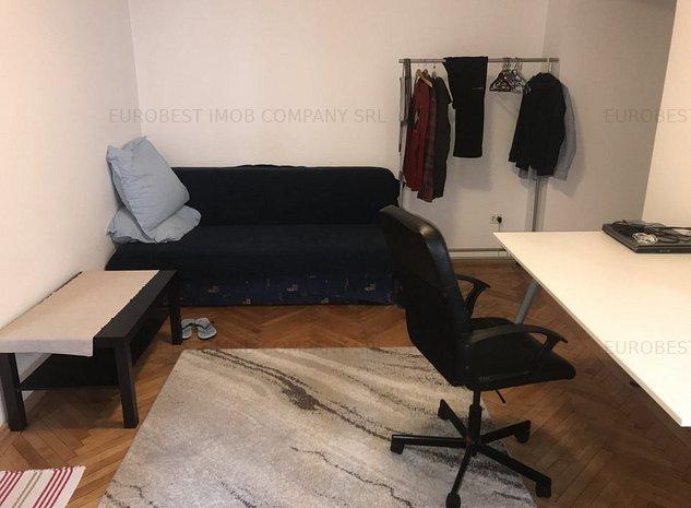Romana, Piata Amzei, vanzare apartament 2 camere, - imaginea 1