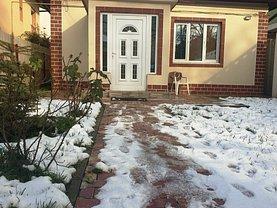 Casa de vânzare sau de închiriat 3 camere, în Bucureşti, zona Barbu Văcărescu