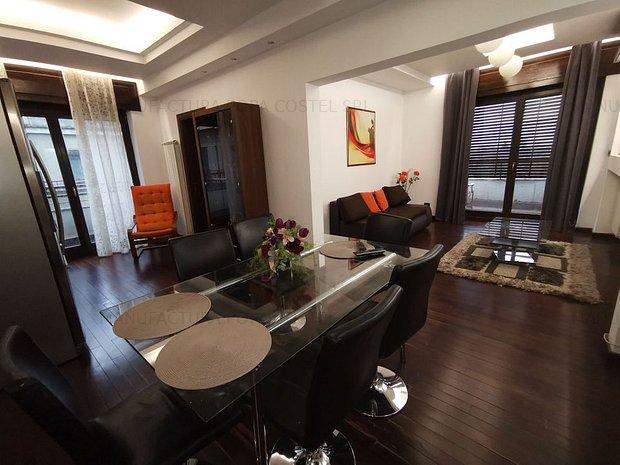 Dorobanti  Zodiac 3 camere etaj 6 superfinisat ideal regim hotelier - imaginea 1