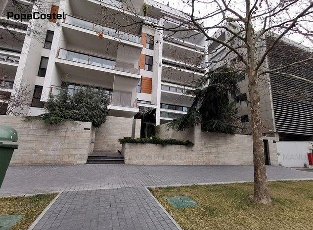 Herastrau Soseaua Nordului apartament spatios 4 camere etaj 2 - imaginea 1