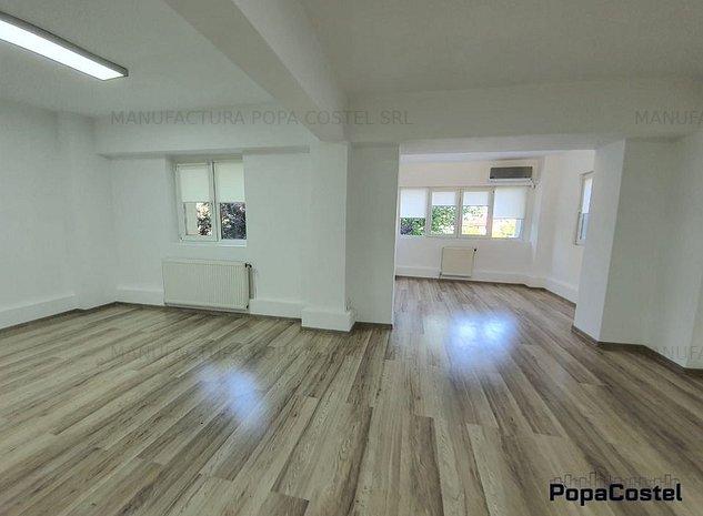 Otopeni Calea Bucurestilor 4 camere etaj 1 renovat nemobilat - imaginea 1