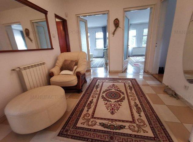 Palatul Cotroceni vila D+P+1Et 12 camere teren 365 mp singur curte - imaginea 1