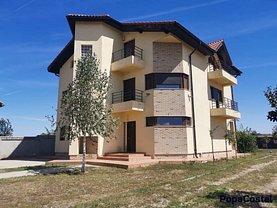 Casa de vânzare sau de închiriat 8 camere, în Berceni