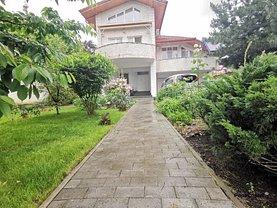 Casa de închiriat 15 camere, în Bucureşti, zona Băneasa