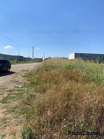 Otopeni Centura Bucuresti teren intravilan 20000 mp ideal constructii - imaginea 1