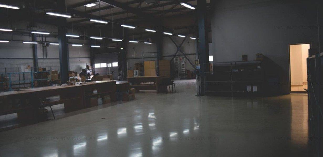 Berceni - IMGB imobil birouri clasa A supraf. 906 mp si depozit 604 mp - imaginea 12