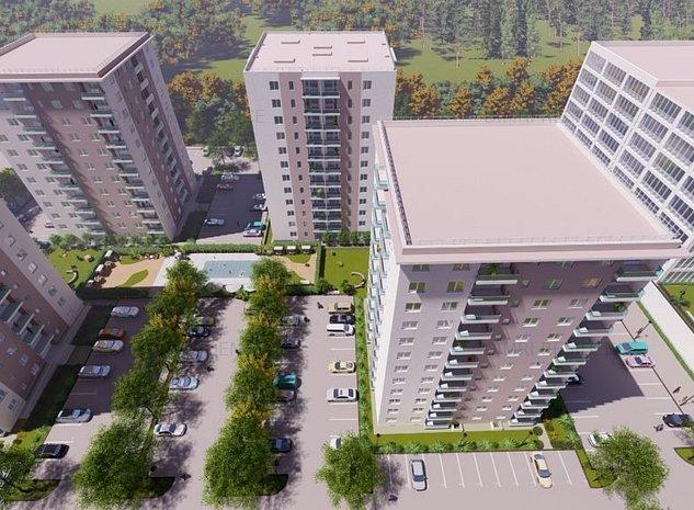Apartament nou   3 Camere   Mutare Imediata   Piscina Exterioara   Comision 0% - imaginea 1