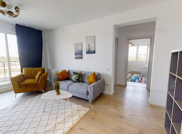 Apartament nou | 3 Camere | Mutare Imediata | Piscina Exterioara | Comision 0% - imaginea 1
