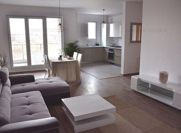 2 Camere | Dimri Residence | Piscina Exterioara | Ghencea - imaginea 1
