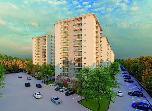 Comision 0% | Finisaje Premium | Dimri Residence | Piscina exterioara - imaginea 1