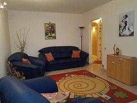 Apartament de închiriat 3 camere, în Bacău, zona Bistriţa Lac