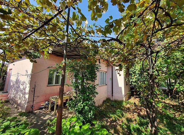 Casa caramida Parter si teren aferent 373 mp Calea Moldovei stradal - imaginea 1