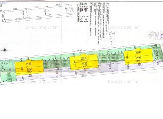 teren pt constructie 18 apartamente pe malul lacului - imaginea 1