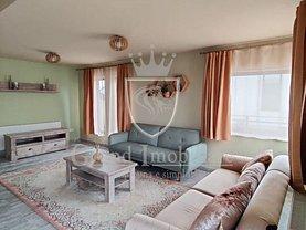 Penthouse de vânzare sau de închiriat 3 camere, în Cluj-Napoca, zona Europa