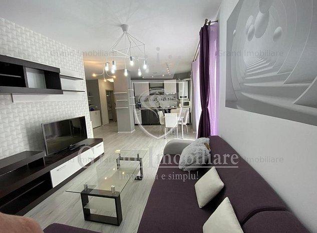 Apartament 3 camere, parcare subterana, zona Iulius Mall - imaginea 1
