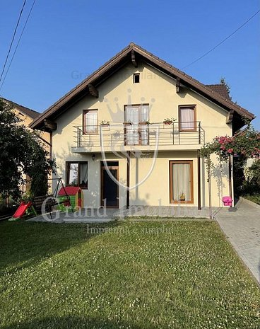 Casa individuala 5 camere, teren 580mp, zona Europa - imaginea 1