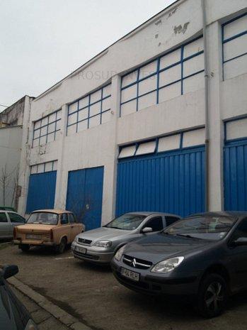 Spaţiu industrial de închiriat - imaginea 1