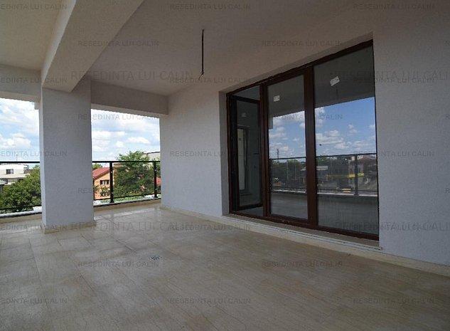 2 camere cu terasa, Parc Bazilescu - imaginea 1
